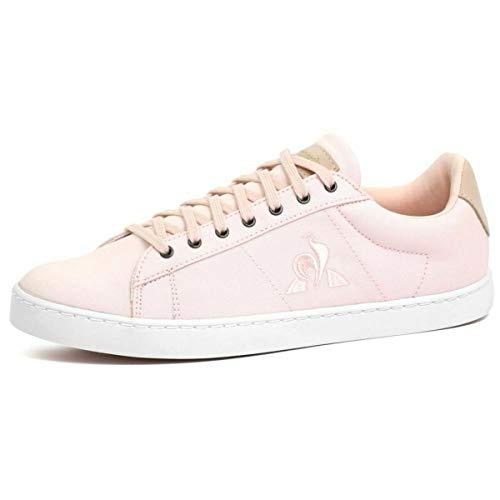 Le Coq Sportif Elsa, Zapatillas Deportivas Mujer, Cloud Pink, 41 EU