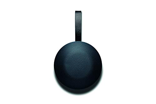 Vifa Reykjavik WiFi & Bluetooth Lautsprecher | Tragbare, kabellose Musikbox | Skandinavisches Design - Ice Cave Blau