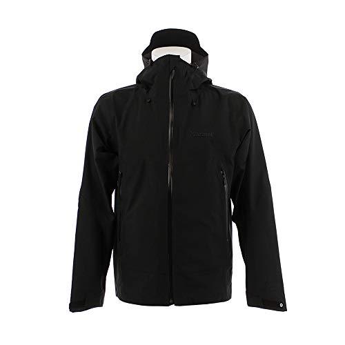[マーモット] レインウェアー コモドジャケット メンズ ブラック 日本 M (日本サイズM相当)