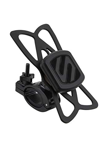 SCOSCHE Bike Phone Mount with Protective Case for Mobile Devices and GoPro/Action Cameras