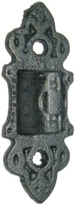 Cast Iron Bracket or Wall Oil Lamp Wall Mount Lamp Lamp Bracket for Wall Mounting Lamp Plate product image