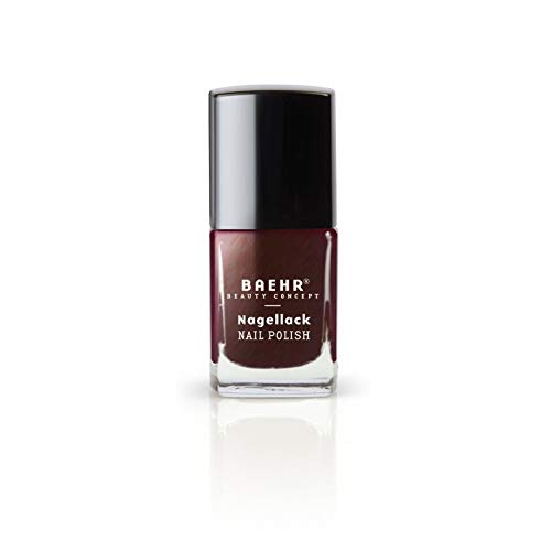 BAEHR BEAUTY CONCEPT - NAILS Nagellack brombeer 11 ml