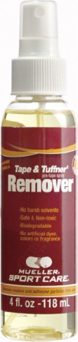 MUELLER Unisex Remover Tape & Tuffner Entferner, 113g (4oz)
