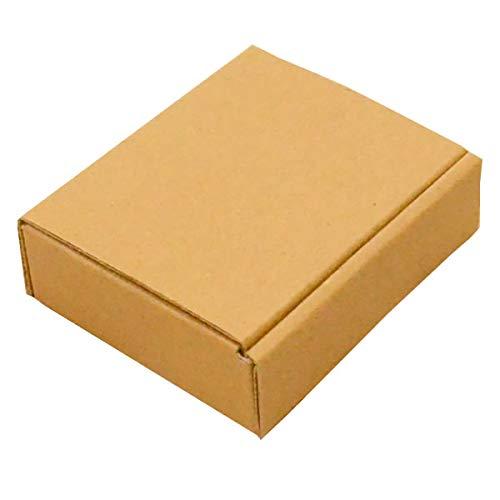 小型 ダンボール箱 (小) 外寸89×74×28mm | 小型ダンボール ダンボール 定形外 段ボール箱 メルカリ 梱包箱 外装箱 箱 クリックポスト ゆうゆうメルカリ便 ゆうパケット 定形外郵便 小 ギフトボックス ケース 小箱 発送 小物 お菓子 ギフ