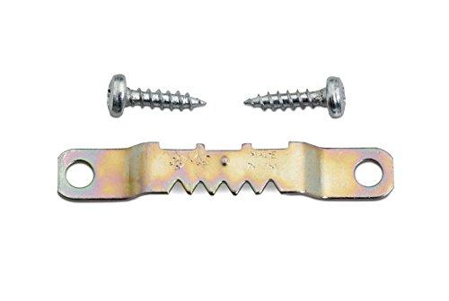 artline Zackenaufhänger für Holzrahmen 10 Stück mit Schrauben