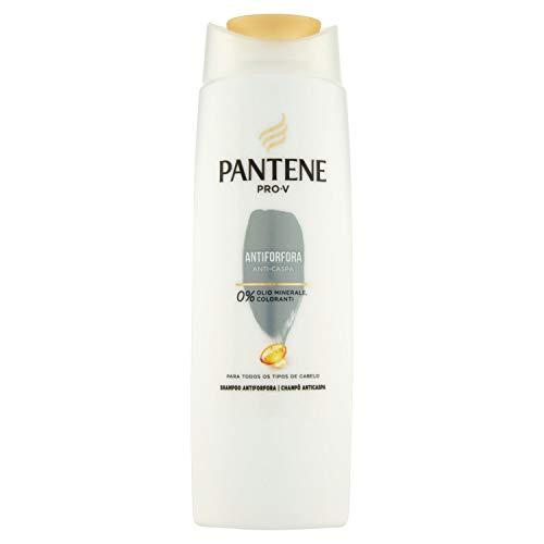 Pantene Pro-V Shampoo Antiforfora Combatte la Forfora Delicatamente, 225ml