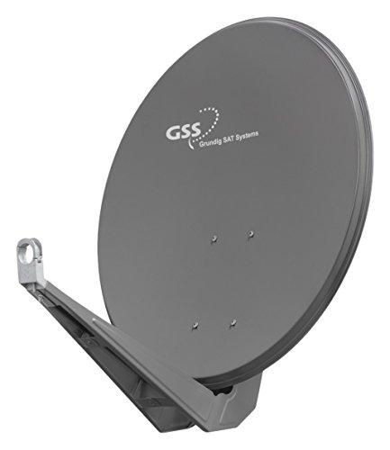 Preisvergleich Produktbild Grundig STA 100 Anthrazit Satellitenantenne - Satellitenantennen (10, 75 - 12, 75 GHz,  40, 1 dBi,  15 - 57°,  26°,  981 mm,  900 mm)