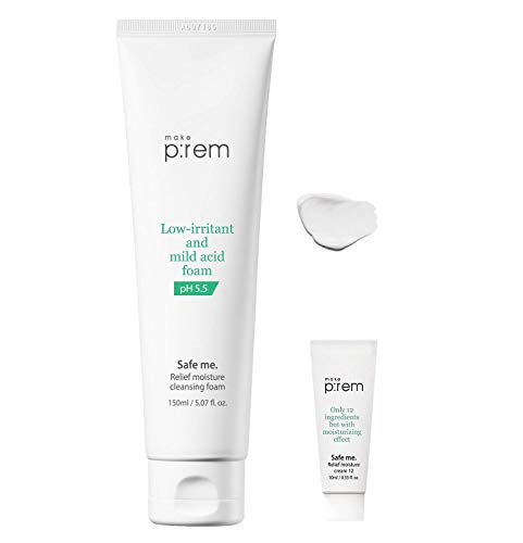 Make P:rem Safe Me. Relief Moisture Mask