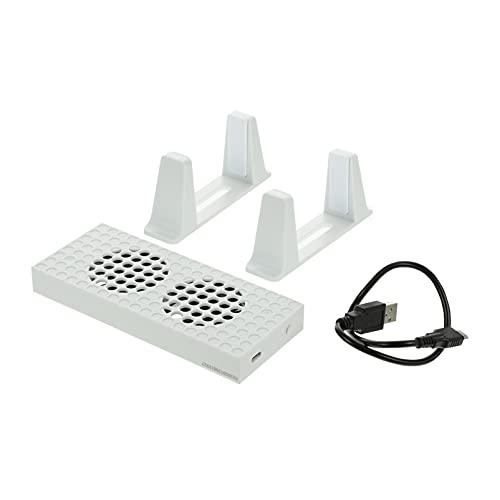 iplusmile Vertikale Stand Basis mit Lüfter 3 Stufen Einstellbare Fans Kühlsysteme Zubehör