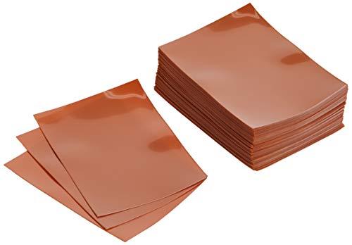 Sleeves: Dragon Shield Matte: Tangerine (100)