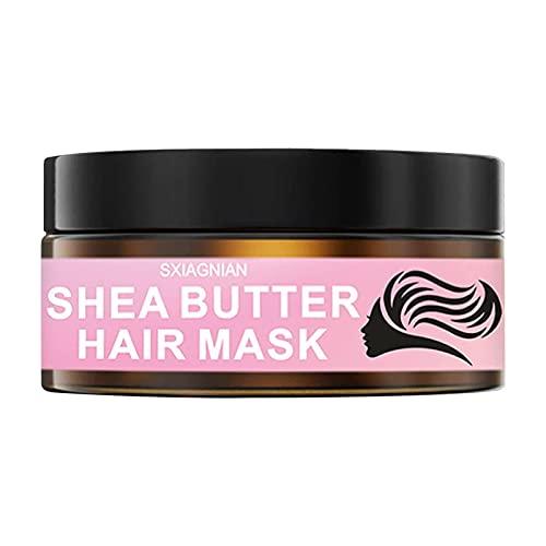 zebroau Mascarilla profesional para el cabello, 100 ml, máscara mágica para el cabello, tratamiento nutritivo suave profesional, suave, daños de reparación suave
