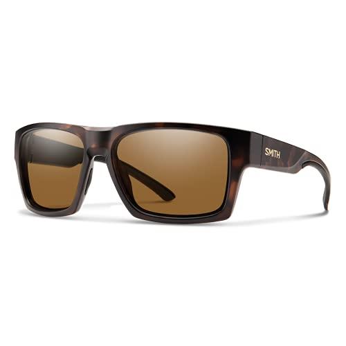Smith Outlier XL 2 Sunglasses Matte Tortoise/ChromaPop Polarized Brown