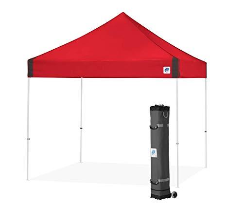 E-Z UP Inc. VG3WH10PN E-Z UP Vantage Instant Shelter Canopy, 10 by 10', Punch, Vantage10