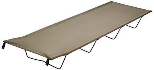 Mil-Tec Field Cot Detachable Olive ; Material: Aluminium/Polyester