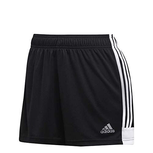 adidas Women's Tastigo 19 Shorts, Black/White, Medium