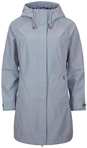 Elkline Offline Regenmantel Damen Blue-Denim Größe EU 46 2019 Jacke