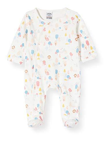 Charanga MURBOLES Pelele, Multicolor (Estampado 298), 68 (Tamaño del Fabricante:6-9) para Bebés