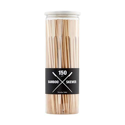 Nicolas Vahe 107670001 Spieß, Bambus, braun