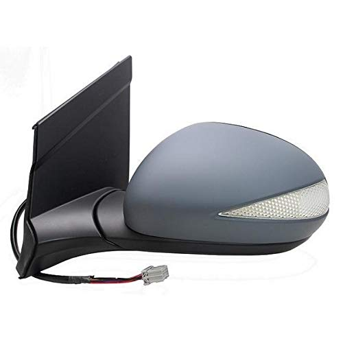 7432507024037 - Espejo retrovisor derecho (lado del pasajero) eléctrico – térmico – con faro – Plegable eléctricamente)