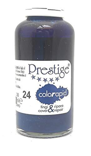 "Lederfarbe \""Color fast\"" - Farbe 24, blau"