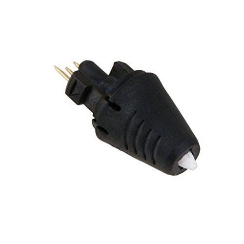 LEDMOMO Stampa 3D penna ugello stampante testa parte sostituzione integrato inserito Design per 1,75 mm ABS/PLA