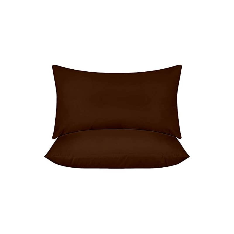 crib bedding and baby bedding natura pura 1000 tc pillow sham with zipper closer simple colors