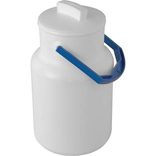 Teko-Plastic 100440 Milchkanne, 2 L, plastik, weiß