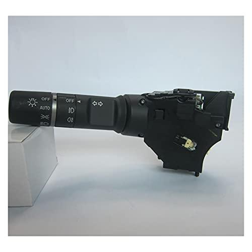 YMQ Store Accesorios para automóviles DF75-66-122 Combine el interruptor de la palanca de la luz con la lámpara de niebla FIT para MAZDA 6 2007-2012 GH FIT FOR MAZDA 2 2007-2012 Sensor de lluvia
