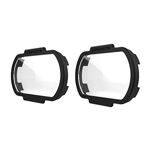 Scicalife 2 Piezas Útiles Lentes Correctoras Gafas Miopía Lentes Compatibles para V2