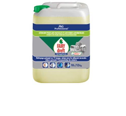 Dreft Fairy - Detergente profesional PGP para lavavajillas - Lata de 10 litros