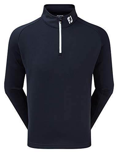 Footjoy Chill-out Pullover Maglia Bambina, Blu (Azul Navy 90147), X-Large Uomo