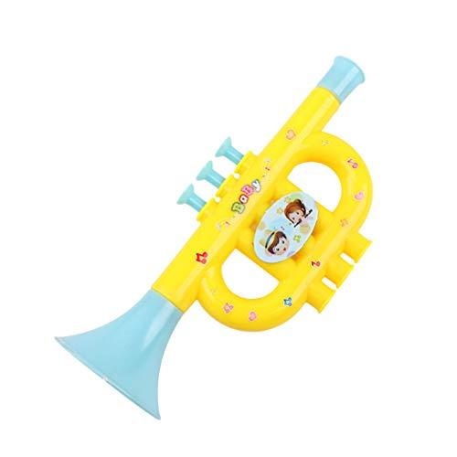 Toyvian 3 Piezas Trompeta Cuerno...