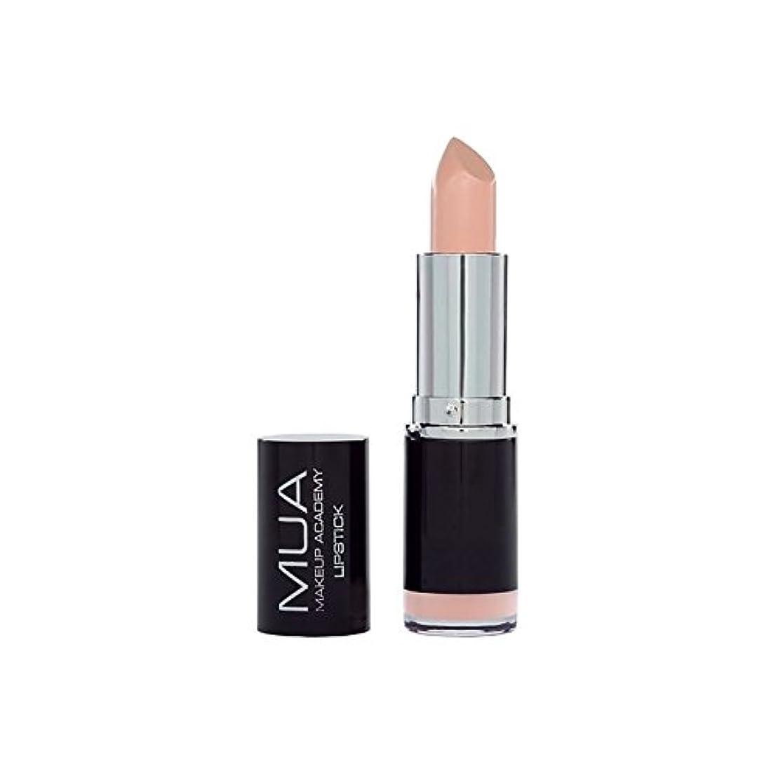 ファンアドバイス行き当たりばったりの口紅 - かろうじてそこに x4 - MUA Lipstick - Barely There (Pack of 4) [並行輸入品]
