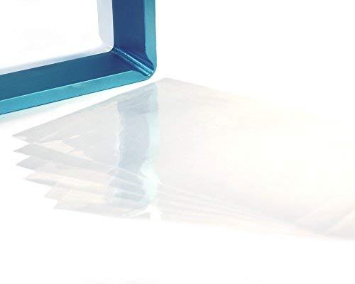 FEP Film for SLA/DLP 3D UV Printer Teflon Film 0.15mm High Transmittance Strength (200 x 140 x 0.15mm) | 4Pcs