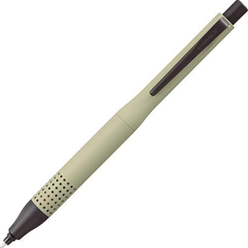 三菱鉛筆 シャープペン クルトガアドバンス アップグレードモデル 0.5 限定 マットグリーン M51030.MG