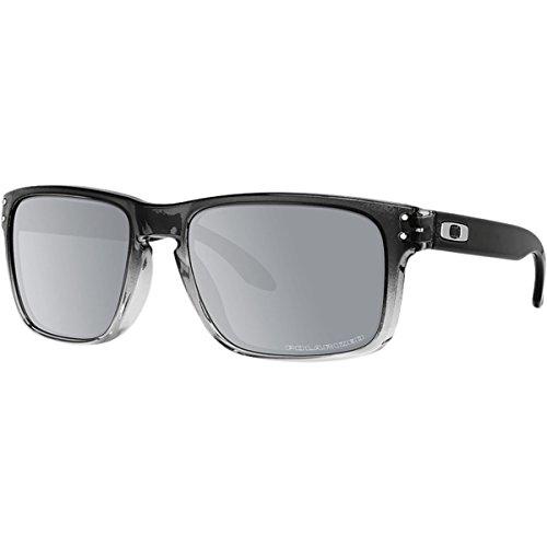 Oakley Men 1089577066 Grey/Silver Sunglasses 55mm