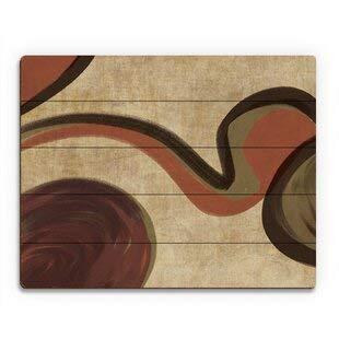 Feimao Drewniana paleta design sztuka ścienna znak tablica papryka baranówka beats obraz nadruk na plakiecie 30 x 40 cm