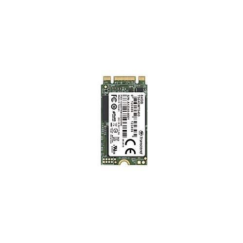 Transcend 64GB SATA III 6Gb/s MTS400 42 mm M.2 SSD Solid State Drive (TS64GMTS400)