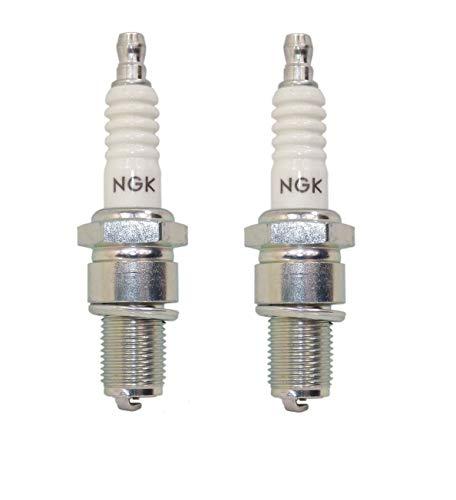 Honda 2 Pack Genuine 98079-55846 Spark Plug Fits NGK BPR5ES OEM