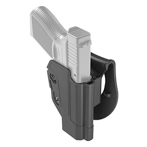 Orpaz Sig p320 Holster Fits Sig Sauer p320 and Sig P250 Full Size and Compact (Right Hand, Paddle Holster)