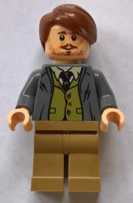 LEGO Harry Potter Profesor Remus Lupin Minifigura de 75955 (Embolsado)