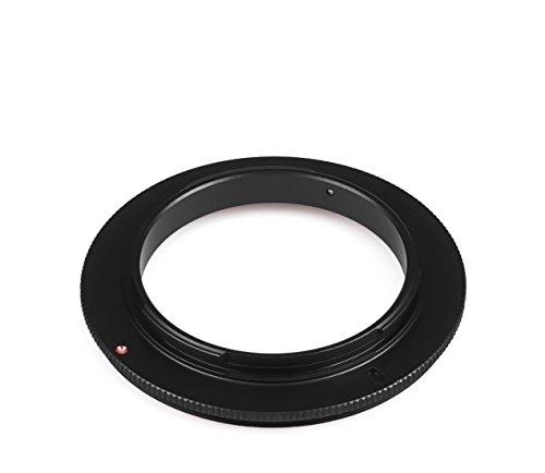 Anillo Adaptador Retro de 58 mm Compatible con Olympus OM Macro para...