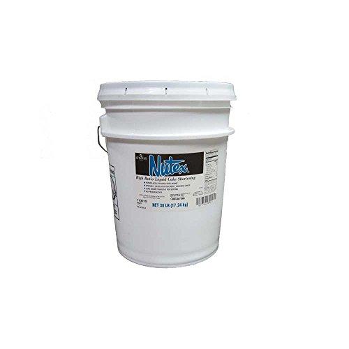 Nutex Hi-Ratio Cake Liquid Shortening, 38 Pound -- 1 each.