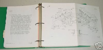 Boeing 727 Mechanical and Electrical Systems Manual