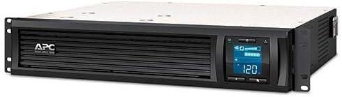 APC Smart-UPS 1000VA UPS Battery Backup with Pure Sine Wave Output Rack-Mount/Tower (SMC1000-2U)
