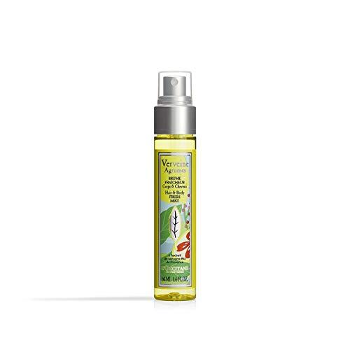 ロクシタン(L'OCCITANE) シトラスヴァーベナ ボディ&ヘアミスト 50ml 化粧水 スパークリングシトラス