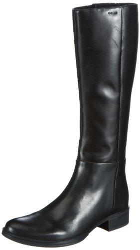 bottes femme cuir