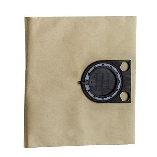Bosch Professional 2 605 411 150 Vacuum_Cleaner_Bag, Set de 5 Piezas