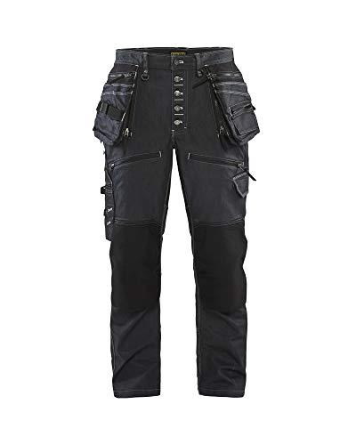 Blakläder Bundhose Handwerker, 1 Stück, C52, marineblau / schwarz, 199911418999C52