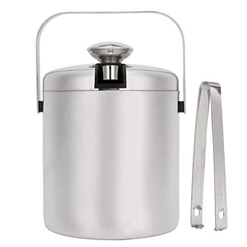 Ice Barrel, Adopte Cubo enfriador de vino de acero inoxidable 304 de acero inoxidable de grado 304 de alta calidad Cubo para barbacoas para restaurantes para bares